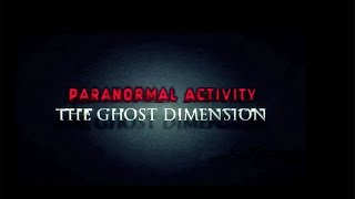 Paranormal Activity: The Ghost Dimension Trailer: Reaction