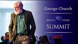 George Church - Cognition Genes. Aging Reversal. Lab-built Brain Components.
