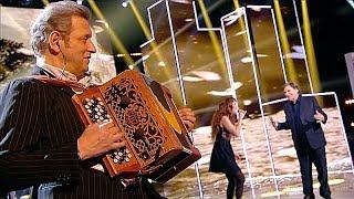 Zaz et Serge Lama – L'accordéoniste – Fête de la chanson française 2013 [les 10 ans]