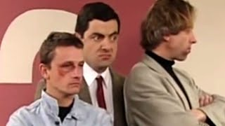 Back of the Hospital Queue | Mr. Bean Official