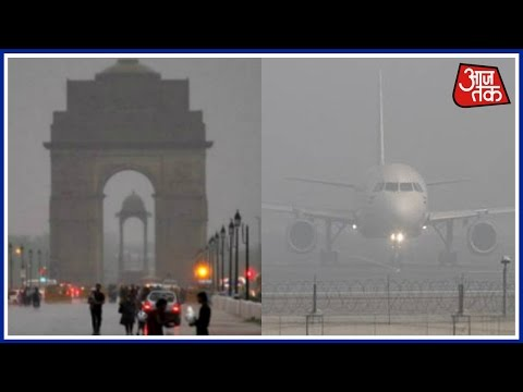 Bad Weather In Delhi Forces Prime Minister's Flight To Land In Jaipur