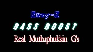 Eazy-E - Real Muthafukin G