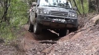 Wallaroo Part IV: Land Rover extreme offroad test