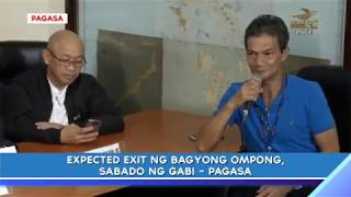 Watch: Special Coverage on Bagyong Ompong - September 14, 2018