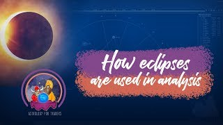 True eclipse method - How eclipses are used in analysis