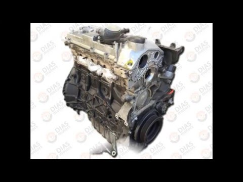 Контрактный бу двигатель 611.981 611981 на Mercedes Sprinter, 2.2л CDI