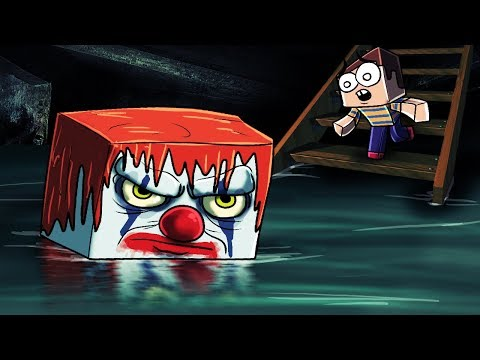Minecraft IT - The Secrets of Pennywise! (IT THE MOVIE)