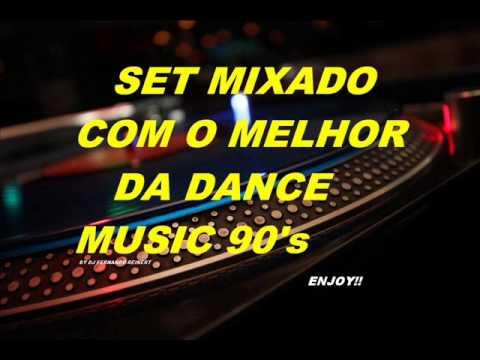 SET  DANCE ANOS 90