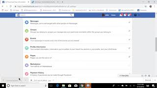Export Email Addresses from Facebook Contacts