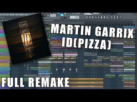 Martin Garrix - Pizza |  FULL REMAKE
