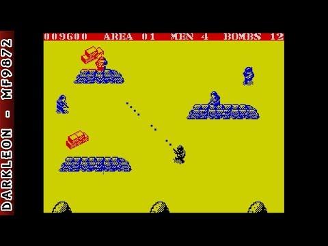 Sinclair Spectrum - Commando