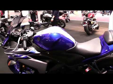 2017 Yamaha R3 Blu FullAcc Special Premium Rare Features Edition First Impression