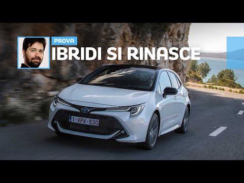 Nuova Toyota Corolla, IBRIDA con GUSTO