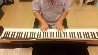 Titanic - My heart will go on - piano cover Титаник пианино кавер