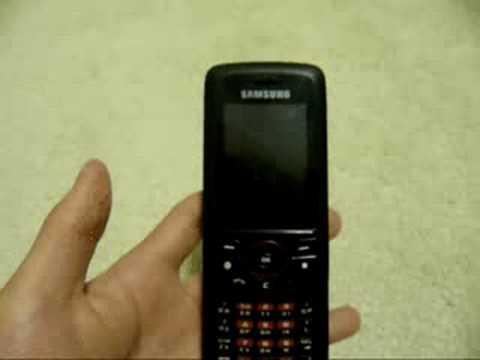 Broken Samsung Blast