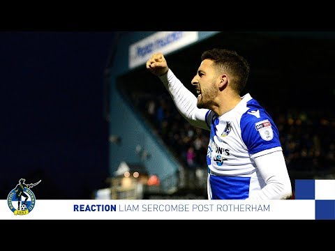 Reaction: Liam Sercombe Post Rotherham United