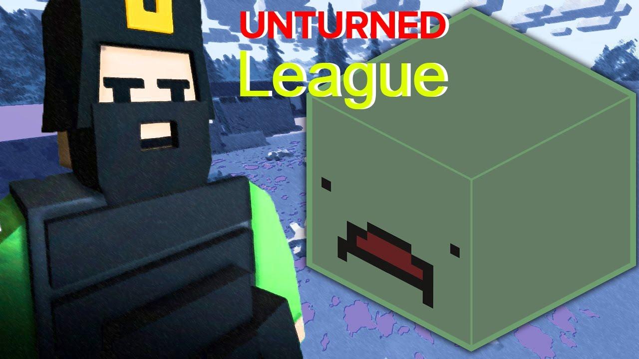 Unturned League ¡Unete!