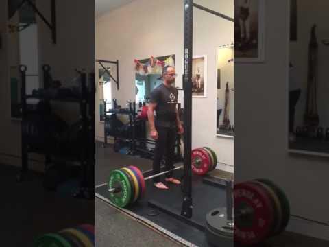 New Deadlift Personal Record – 485 lb / 220 Kg PR | Julie