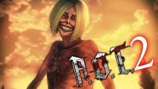 МАСТЕР ЗА РАБОТОЙ ! : Attack On Titan 2 [ A.O.T 2 ]