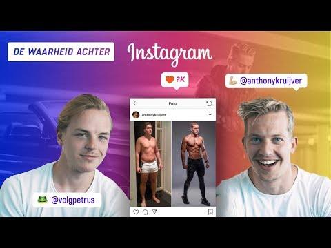 #6 De waarheid achter instagram (Anthony Kruijver)