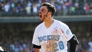 MLB | Walk-Off Home Runs of 2017 ᴴᴰ