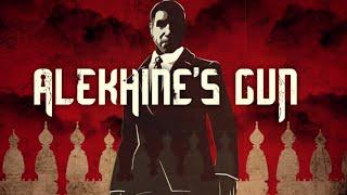 Alekhine's Gun All Cutscenes Movie (Game Movie)