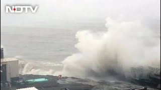 Cyclone Tauktae Brings Strong Winds, Rain In Mumbai: NDTV Ground Report