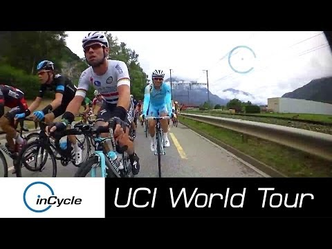 inCycle Onboard Camera: Tour de Suisse --Stage 2 Peloton