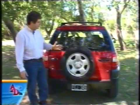 Ford Ecosport Xls 16 2006 Test Auto Al Día