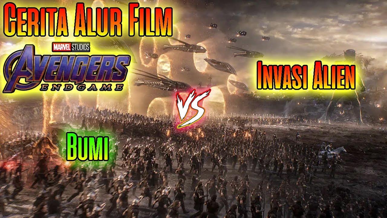 Download PEPERANGAN TERBESAR ABAD INI !?   Cerita Alur Avengers End Game (2019)