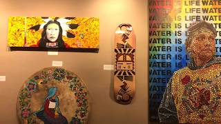 Best Of Show Preview SWAIA    Class III: Painting, Drawing, Graphics & Photography Clip 7