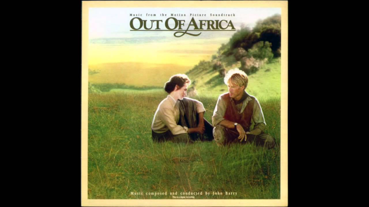 out of africa ost