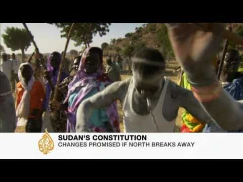 Nuba on edge ahead of Sudan vote