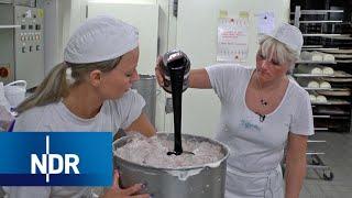 Bäcker: Knochenarbeit zwischen Teig, Brot und Blech | Reportage | 7 Tage | NDR