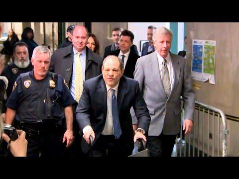 How Harvey Weinstein Reacted To Guilty Verdict In Court
