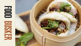 How To Make Steamed Buns | Food Busker