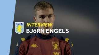 Björn Engels: Tyrone Mings raises my game