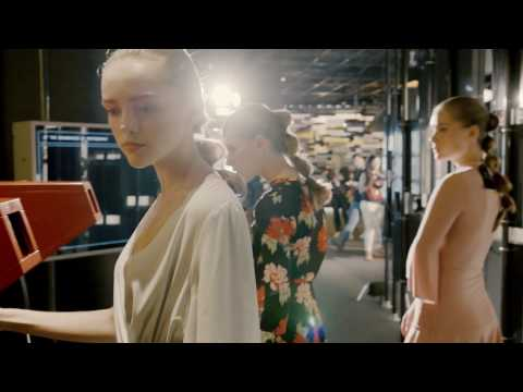 EllaFashion Digital Price Tags in Helsinki Fashion Week 22-26 of June 2017