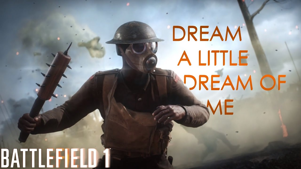 Margot Bingham Dream A Little Dream Of Me Bf1 Single Player Gameplay Music - battlefield 1 theme song roblox id