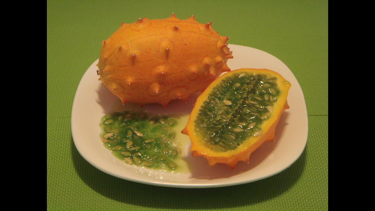 Asian horn melon