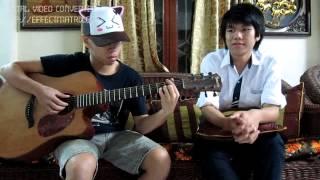 Chuyện Mưa - Trung Quân Idol (guitar cover)