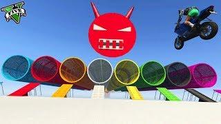 GTA 5 ONLINE 🐷 MEGA TROLL GLIDE !!! 🐷 GARE TROLL 🐷N*114🐷 GTA V ONLINE 🐷 DAJE !!!