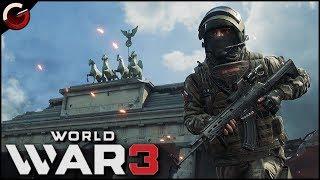 BATTLE OF BERLIN! Heavy Urban Combat for the Brandenburg Gate | World War 3 Gameplay