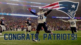 Congrats, Patriots! (2020)