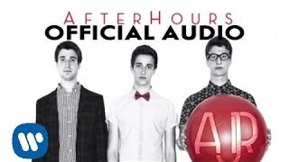 Watch Ajr Afterhours video
