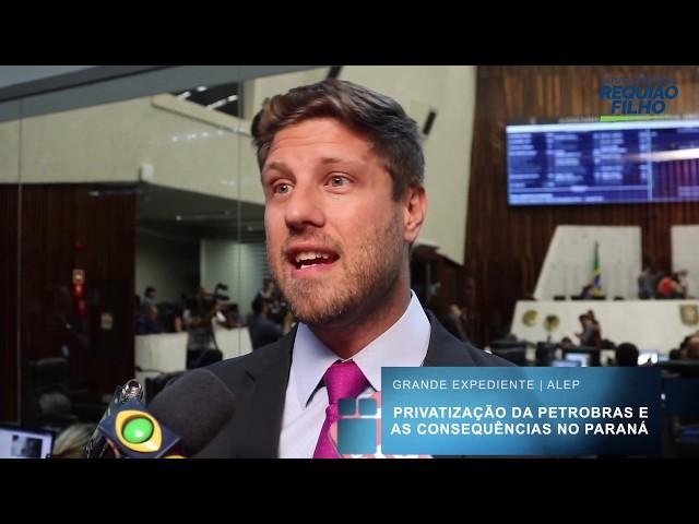 Debate sobre a privatização da Petrobras e as consequências no Paraná