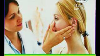 Los hinchados paranasales los ojos Cómo aliviar de senos