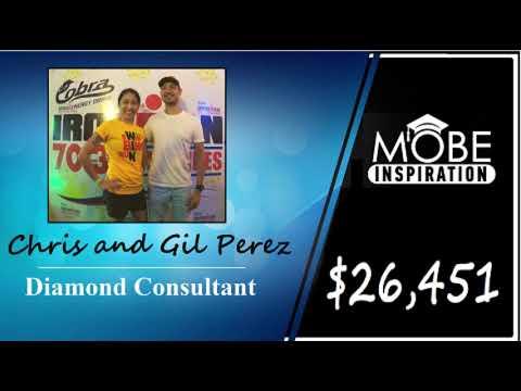 Diamond Partners Chris & Gil Perez Earn $26,451