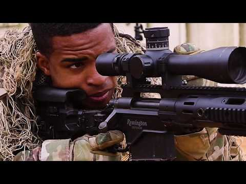 A Glimpse Into An Army Sniper's Thoughts