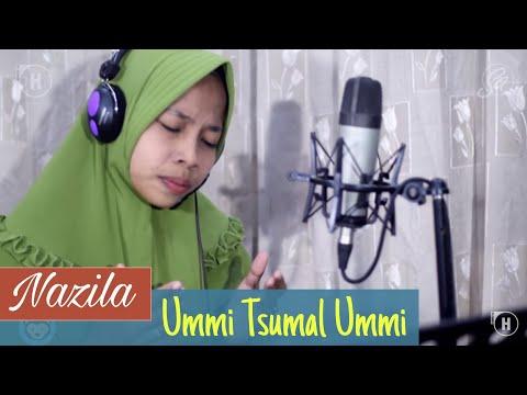 🎧 Ummi Tsumma Ummi ( Cover ) | Nazila | #haneefla